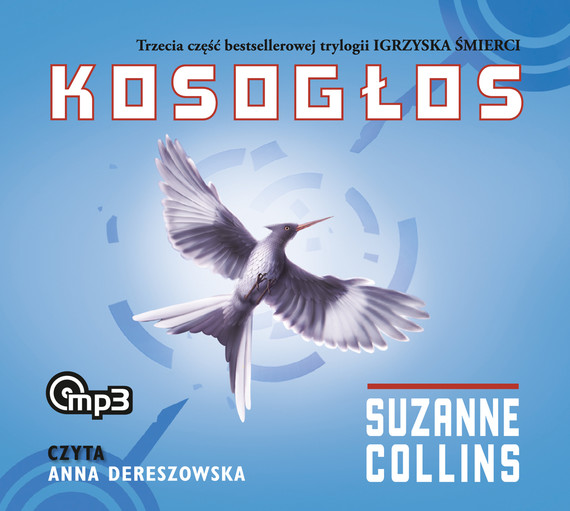 okładka Kosogłos. Audiobook | MP3 | Suzanne Collins