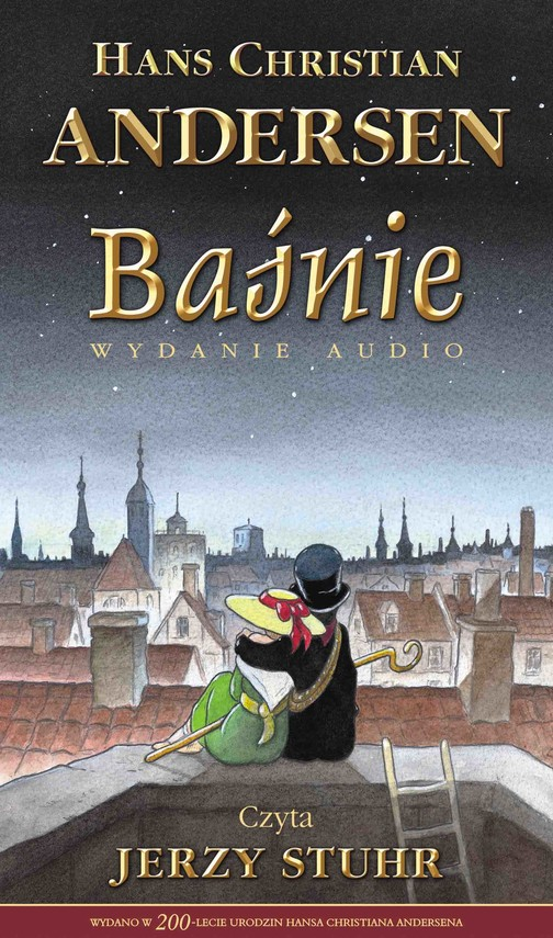 okładka Baśnie 1audiobook | MP3 | Hans Christian Andersen