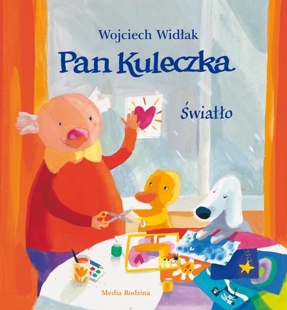 okładka Pan Kuleczka. Światłoaudiobook | MP3 | Wojciech Widłak