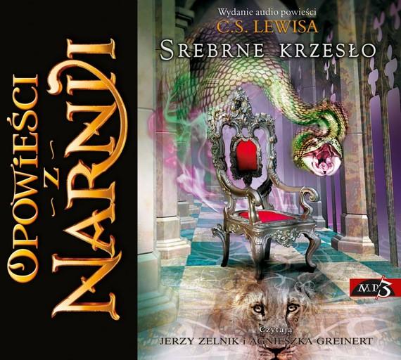 okładka Opowieści z Narnii. Srebrne krzesłoaudiobook | MP3 | Clive Staples Lewis