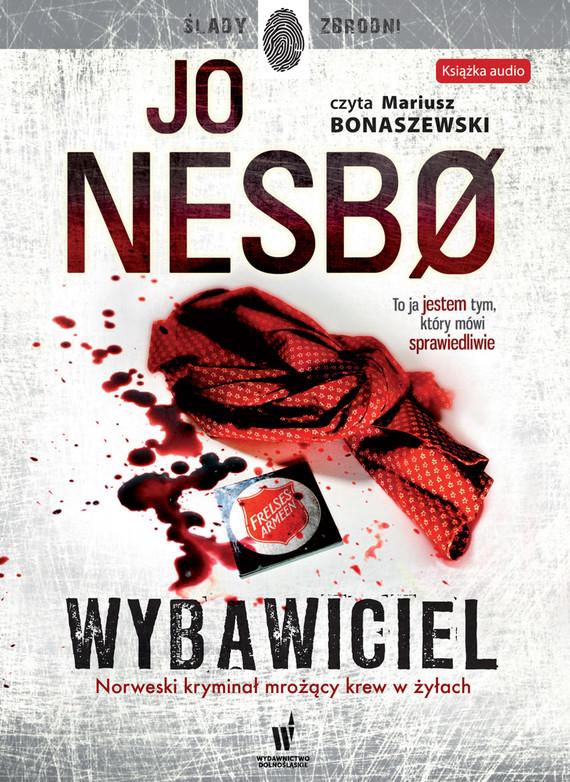 okładka Wybawicielaudiobook | MP3 | Jo Nesbo
