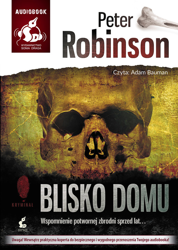 okładka Blisko domuaudiobook | MP3 | Peter  Robinson