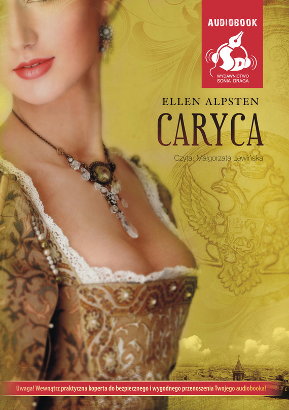 okładka Caryca, Audiobook | Ellen Alpsten