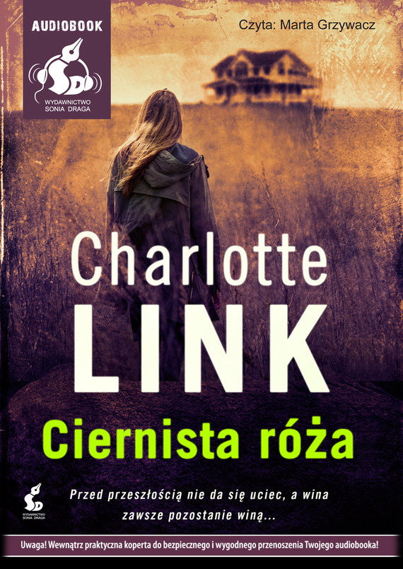 okładka Ciernista róża. Audiobook | MP3 | Charlotte Link