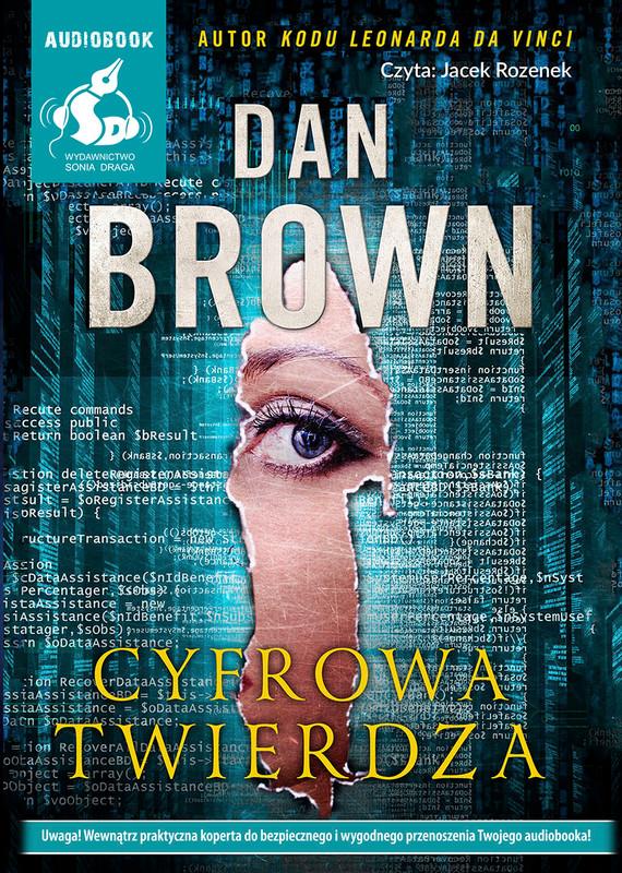 okładka Cyfrowa Twierdzaaudiobook | MP3 | Maxime Chattam