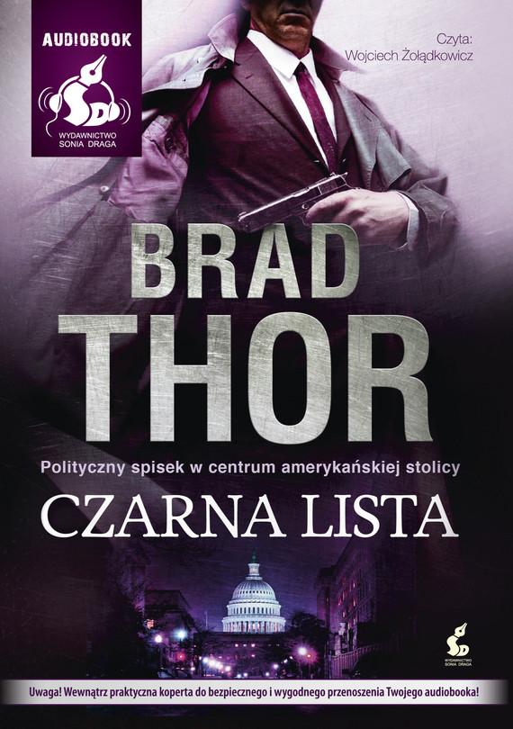 okładka Czarna listaaudiobook | MP3 | Brad Thor