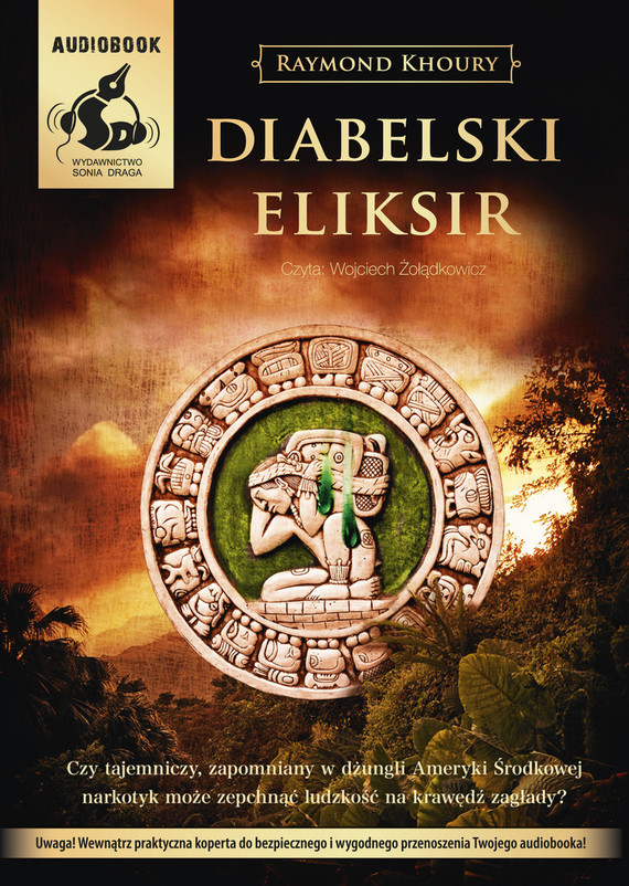 okładka Diabelski eliksiraudiobook | MP3 | Bill Browder