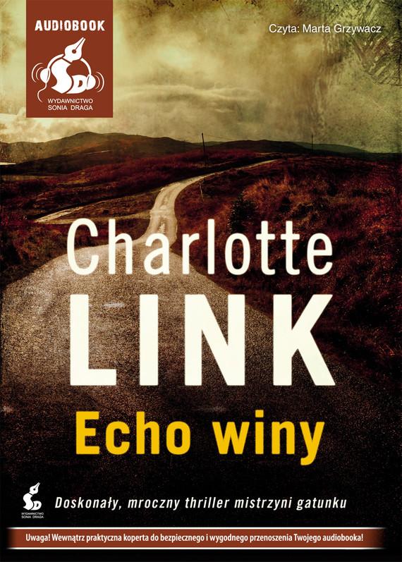 okładka Echo winy, Audiobook | Emma Cline