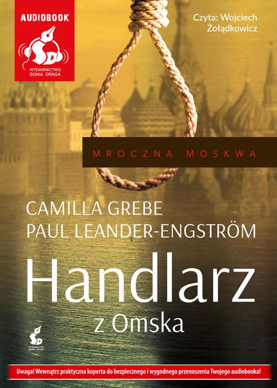 okładka Handlarz z Omska, Audiobook | Marcello Simoni