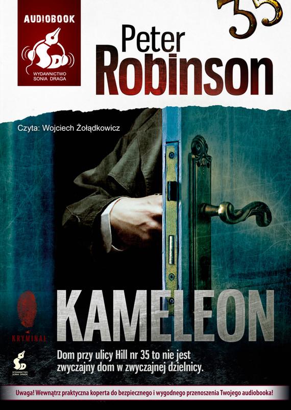okładka Kameleon, Audiobook | Roberto Costantini