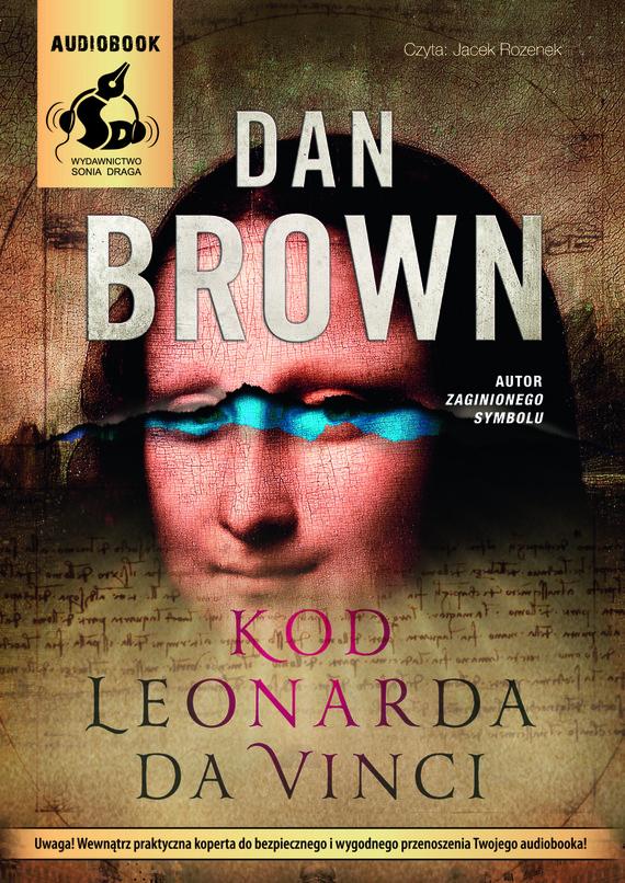 okładka Kod Leonarda da Vinciaudiobook | MP3 | Lisa Gardner