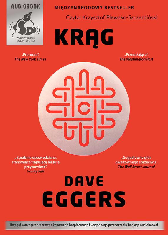 okładka Krągaudiobook | MP3 | Kathy  Reichs