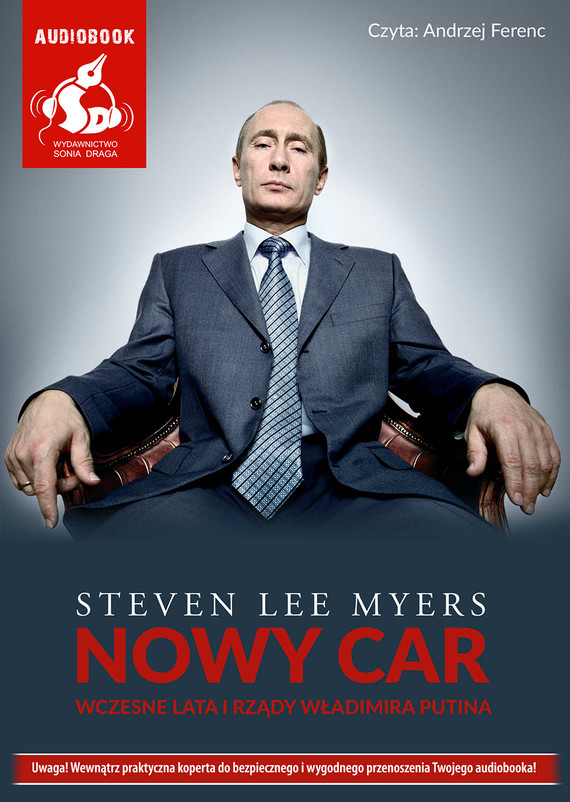 okładka Nowy car, Audiobook | James E.L.