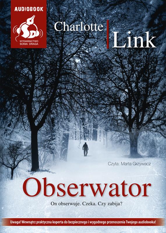 okładka Obserwatoraudiobook | MP3 | Axl Sund Erik
