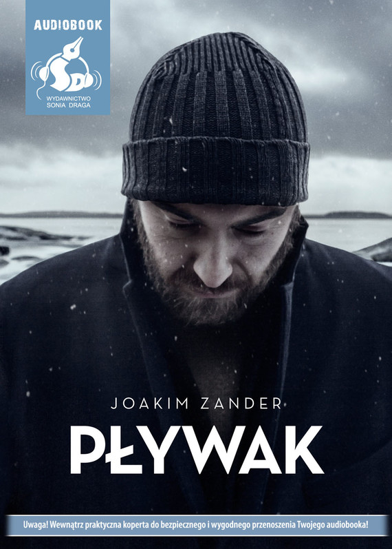 okładka Pływak. Audiobook | MP3 | Joakim Zander