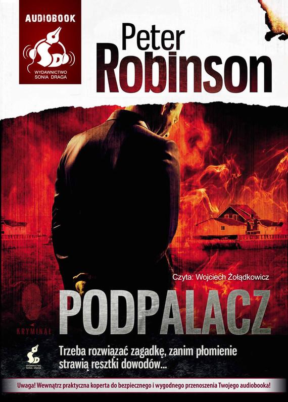 okładka Podpalacz, Audiobook | Peter  Robinson