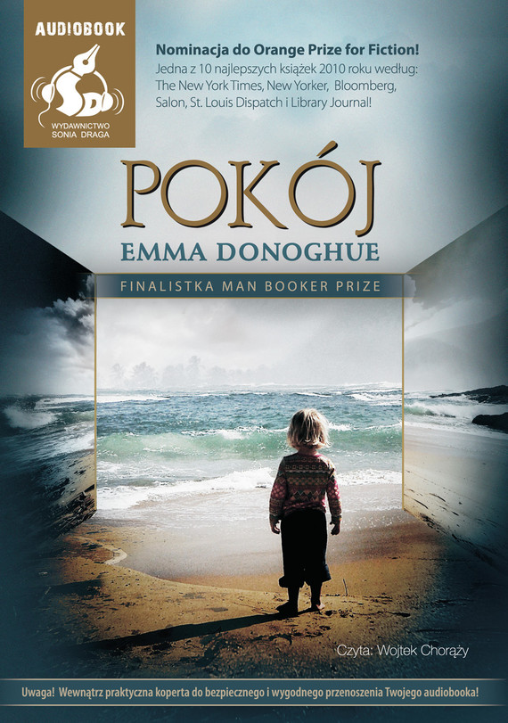 okładka Pokój. Pokój, Audiobook | Emma Donoghue