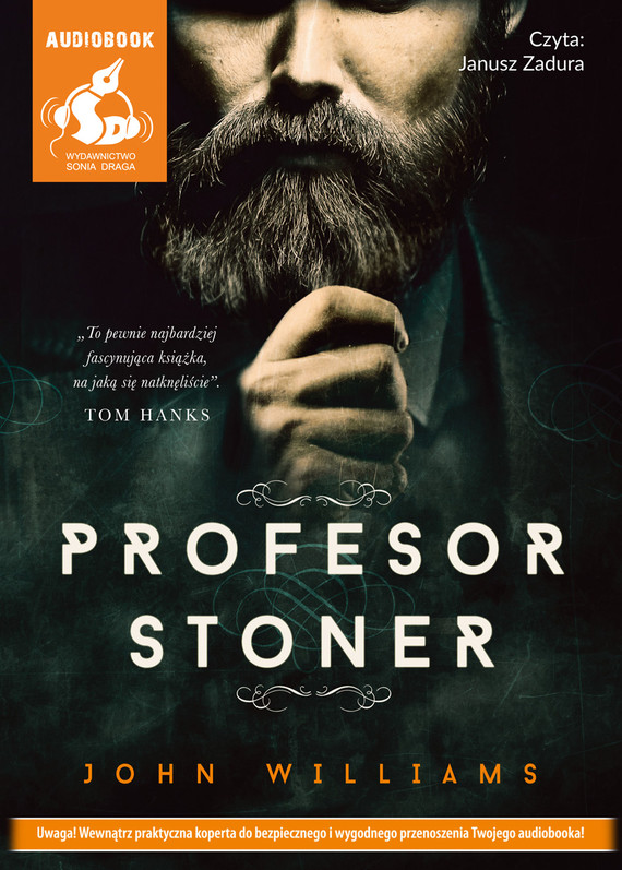 okładka Profesor Stoner, Audiobook | John Williams