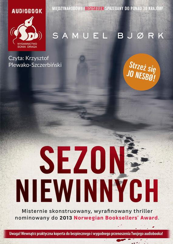 okładka Sezon niewinnych, Audiobook | Samuel Bjørk