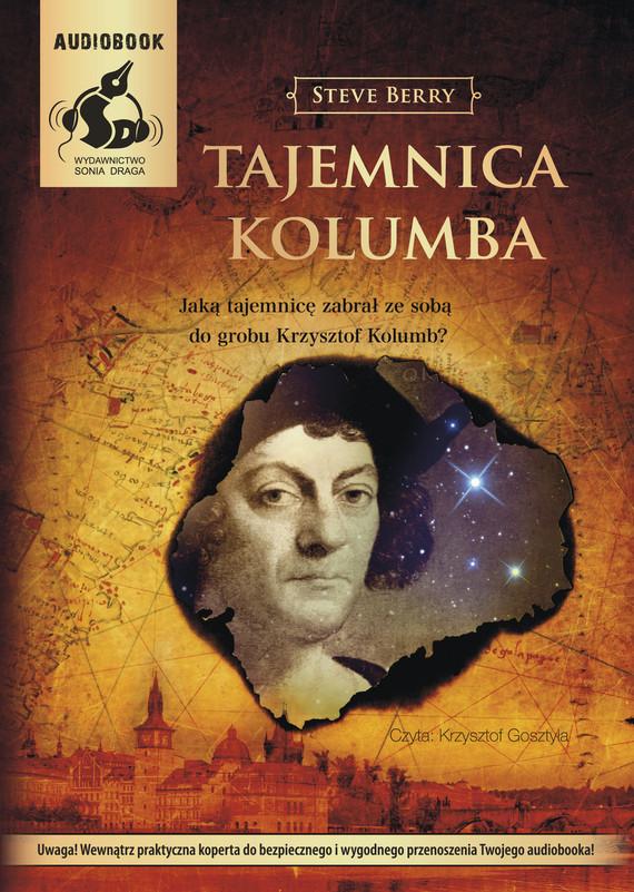 okładka Tajemnica Kolumba, Audiobook | Steve Berry