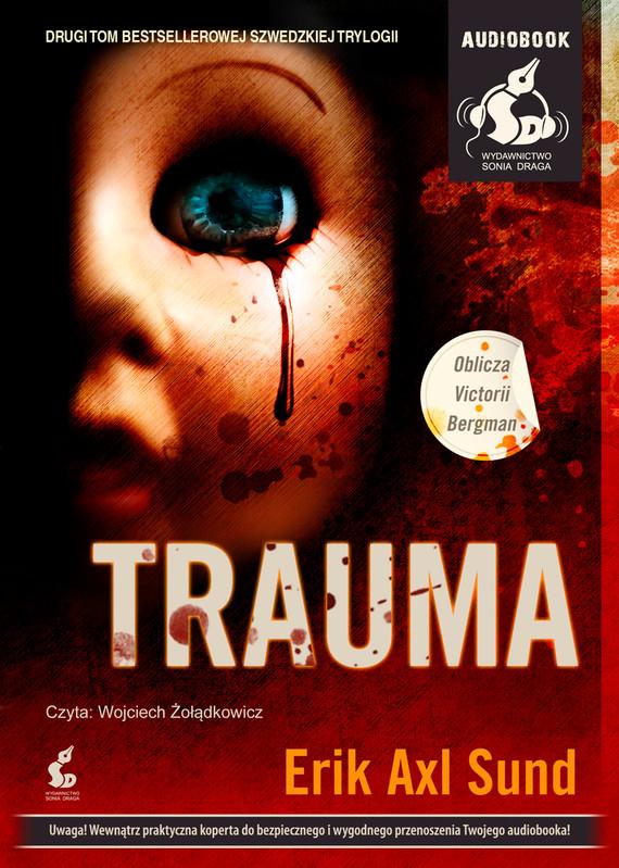 okładka Trauma, Audiobook | Axl Sund Erik