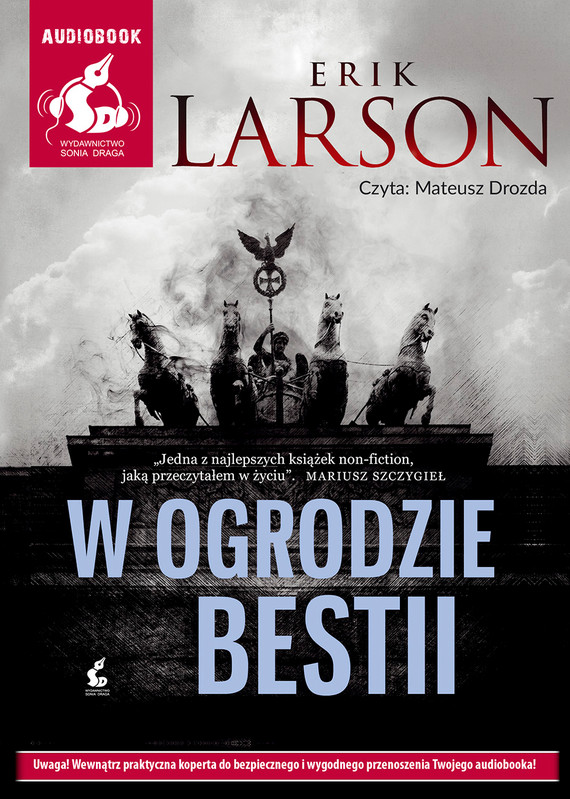 okładka W ogrodzie bestiiaudiobook | MP3 | Erik Larson