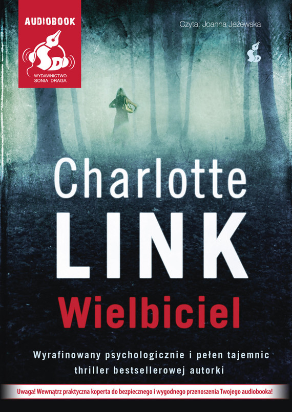okładka Wielbicielaudiobook   MP3   Charlotte Link