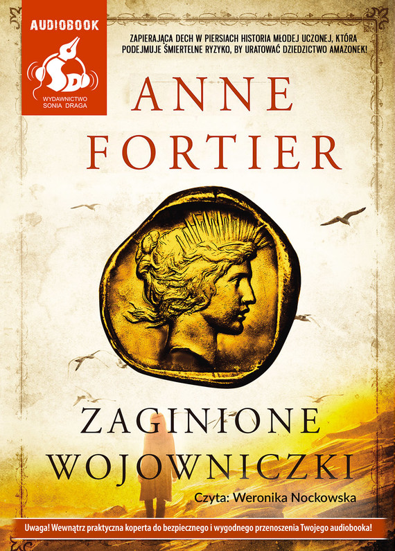 okładka Zaginione wojowniczki, Audiobook   Anne Fortier
