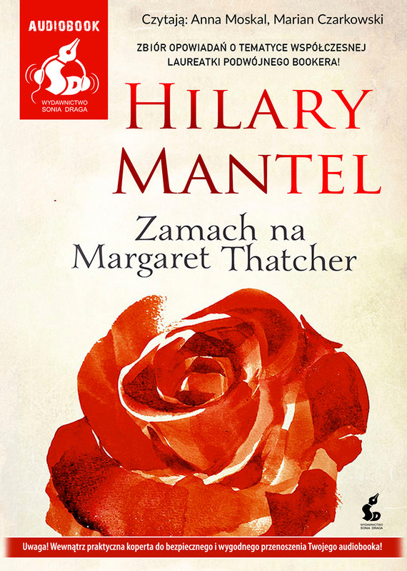 okładka Zamach na Margaret Thatcher, Audiobook | Hilary Mantel