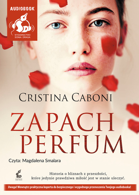 okładka Zapach perfum, Audiobook | Cristina Caboni