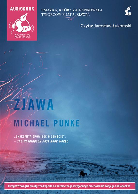 okładka Zjawaaudiobook | MP3 | Michael Punke