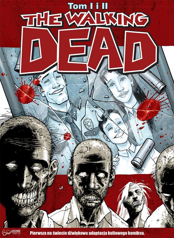 okładka The walking dead. Tom I i IIaudiobook | MP3 | Robert Kirkman