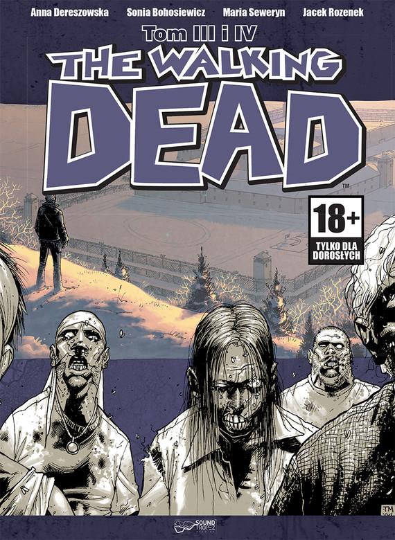 okładka The walking dead. Tom III i IVaudiobook | MP3 | Robert Kirkman