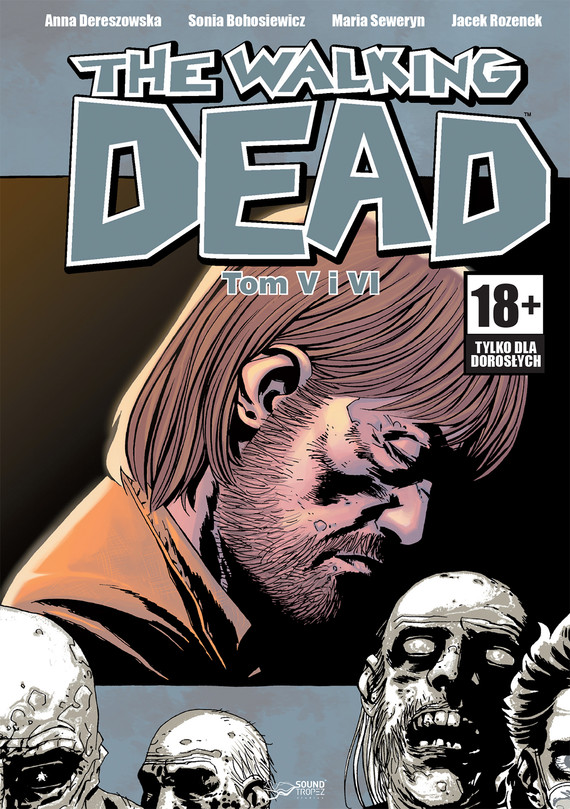 okładka The walking dead. Tom V i VI, Audiobook | Robert Kirkman