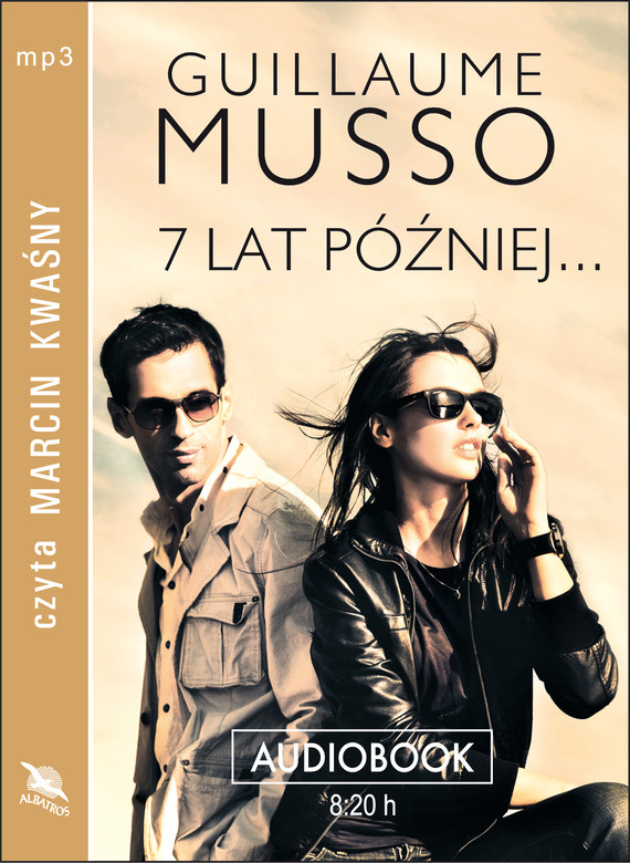 okładka 7 LAT PÓŹNIEJaudiobook | MP3 | Guillaume Musso
