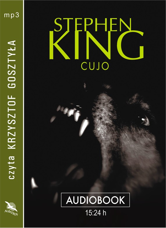 okładka CUJO, Audiobook | Stephen King