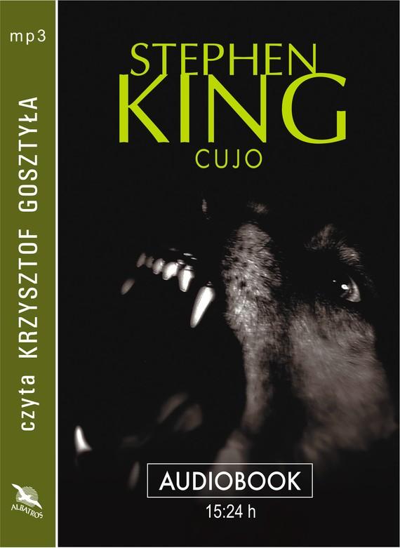 okładka CUJOaudiobook | MP3 | Stephen King