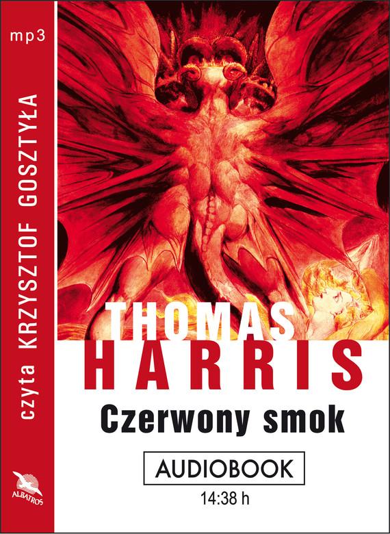 okładka CZERWONY SMOK, Audiobook | Harris Thomas