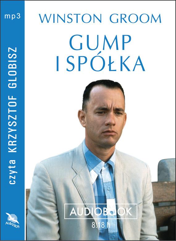 okładka GUMP I SPÓŁKA, Audiobook | Groom Winston