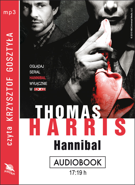 okładka HANNIBAL, Audiobook | Harris Thomas