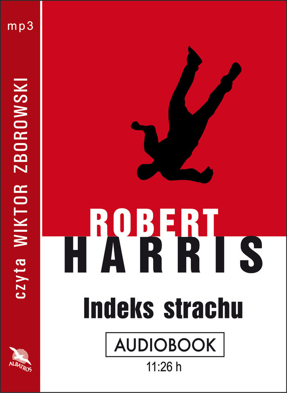 okładka INDEKS STRACHU, Audiobook | Robert Harris