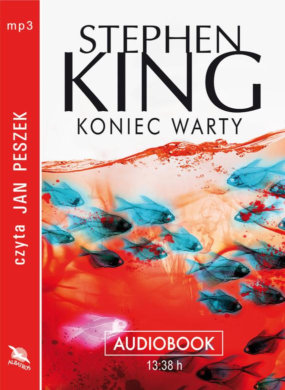 okładka KONIEC WARTYaudiobook | MP3 | Stephen King