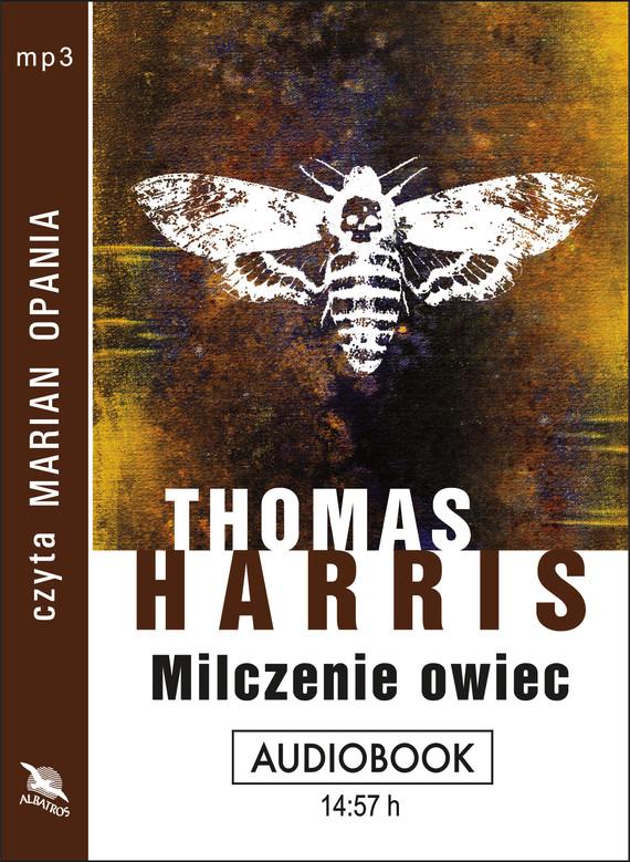 okładka MILCZENIE OWIEC, Audiobook | Harris Thomas