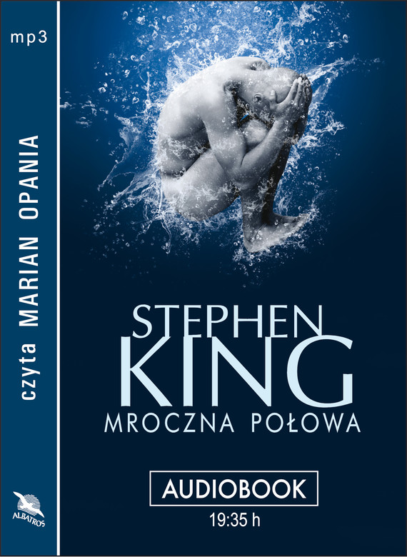 okładka MROCZNA POŁOWAaudiobook | MP3 | Stephen King