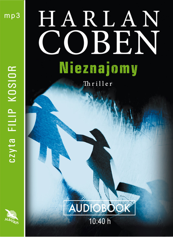 okładka NIEZNAJOMYaudiobook   MP3   Harlan Coben