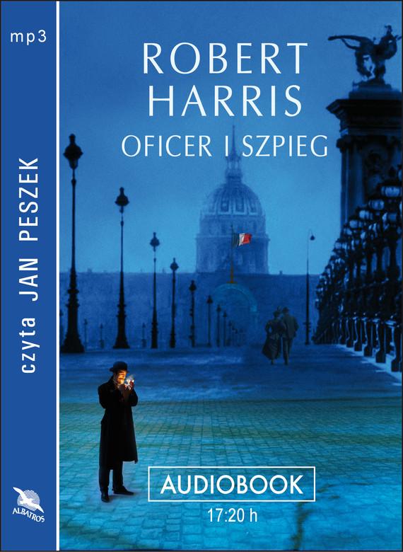 okładka OFICER I SZPIEG, Audiobook | Robert Harris