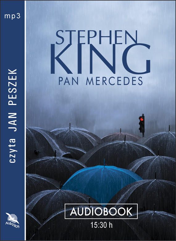 okładka PAN MERCEDES. Audiobook | MP3 | Stephen King