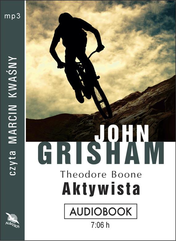 okładka THEODORE BOONE: AKTYWISTAaudiobook | MP3 | John  Grisham