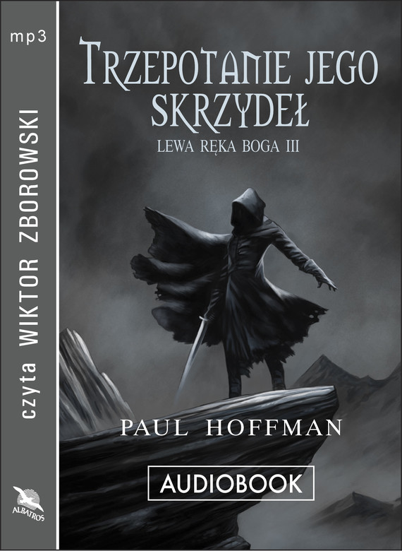 okładka TRZEPOTANIE JEGO SKRZYDEŁaudiobook | MP3 | Hoffman Paul