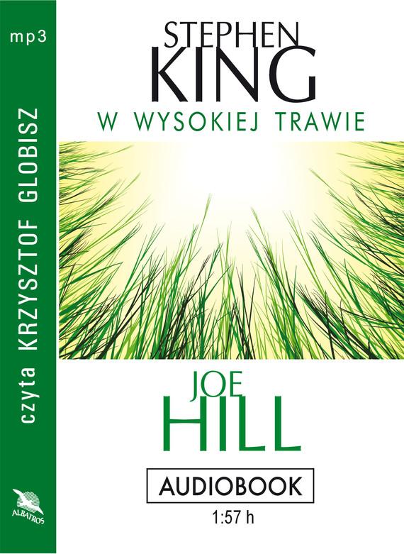 okładka W WYSOKIEJ TRAWIE, Audiobook | Stephen King